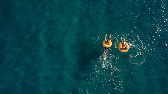 Wave「夏の楽しみください。」:スマホ壁紙(12)