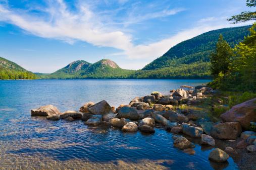 Shallow「summertime lake in maine」:スマホ壁紙(4)