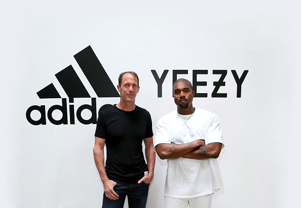Adidas「adidas + KANYE WEST New Partnership Announcement」:写真・画像(1)[壁紙.com]