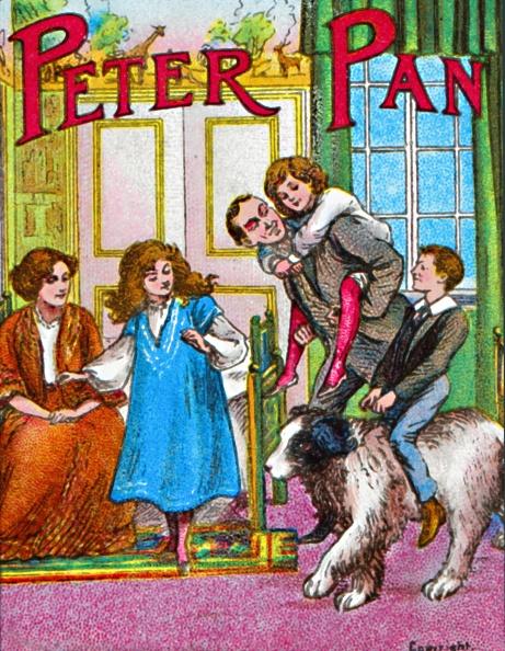 Transfer Print「Peter Pan - The Darlings At Home」:写真・画像(10)[壁紙.com]