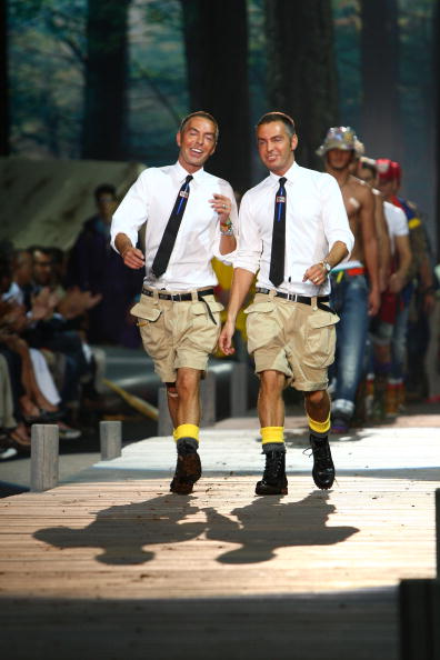 Gratitude「Dsquared2 - Milan Fashion Week Menswear S/S 2010」:写真・画像(19)[壁紙.com]