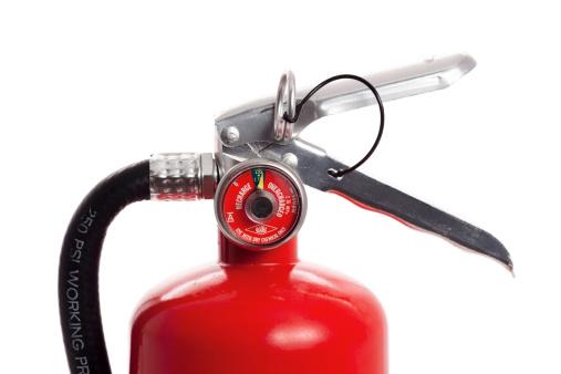 Pressure Gauge「Fire Extinguisher」:スマホ壁紙(19)