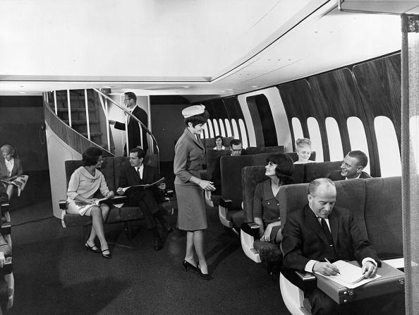 スチュワーデス「Boeing 747」:写真・画像(15)[壁紙.com]