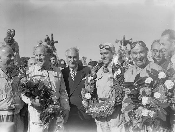 1950~1959年「Alfa Romeo Team」:写真・画像(1)[壁紙.com]