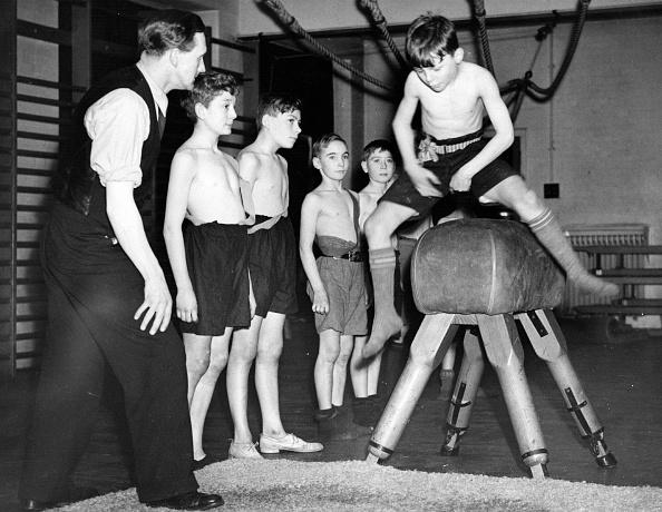 Gymnastics「Gym Class」:写真・画像(7)[壁紙.com]