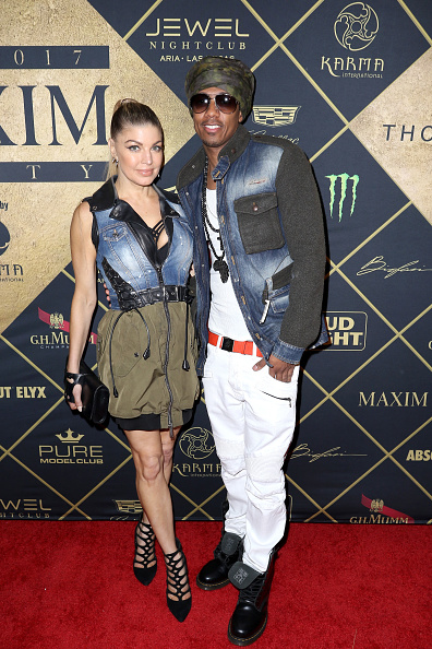 Fully Unbuttoned「Maxim Super Bowl Party - Red Carpet」:写真・画像(10)[壁紙.com]