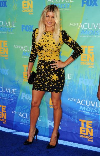 Long Sleeved「2011 Teen Choice Awards - Arrivals」:写真・画像(14)[壁紙.com]