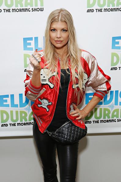"""Visit「Fergie Visits """"The Elvis Duran Z100 Morning Show""""」:写真・画像(9)[壁紙.com]"""