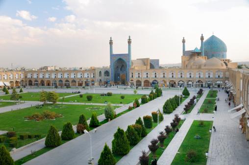 Town Square「Naghsh-i Jahan Square, Isfahan, Iran」:スマホ壁紙(11)