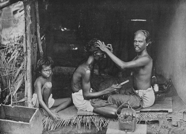 Crockery「'A Ceylon Shave', c1890,」:写真・画像(9)[壁紙.com]