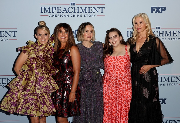 "Three Quarter Length「Premiere Of FX's ""Impeachment: American Crime Story"" - Red Carpet」:写真・画像(16)[壁紙.com]"