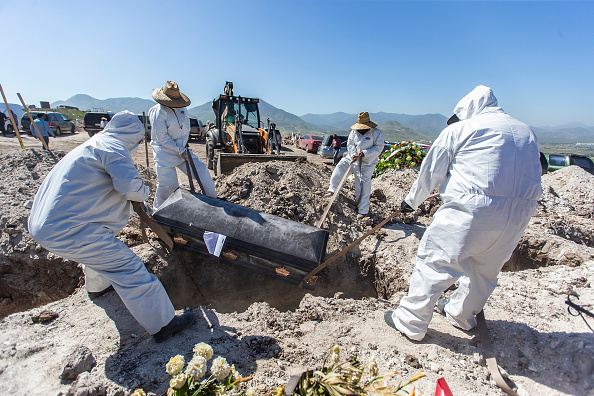 Baja California Peninsula「Tijuana Could Face Collapse Threatened by Coronavirus」:写真・画像(10)[壁紙.com]
