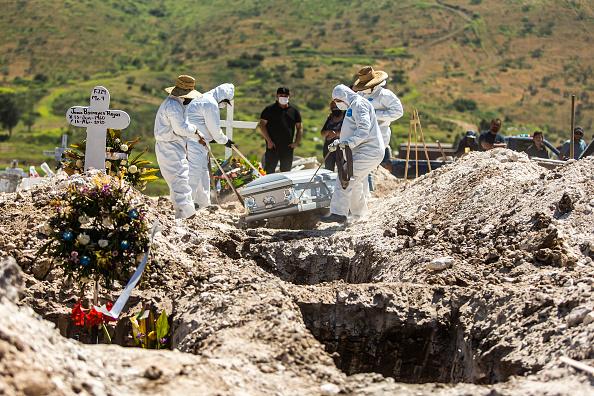 Mexico「Tijuana Could Face Collapse Threatened by Coronavirus」:写真・画像(10)[壁紙.com]