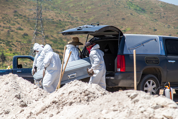Baja California Peninsula「Tijuana Could Face Collapse Threatened by Coronavirus」:写真・画像(8)[壁紙.com]
