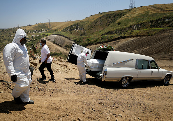 Baja California Peninsula「Tijuana Becomes Hot Zone Amid Coronavirus Pandemic In Mexico」:写真・画像(16)[壁紙.com]
