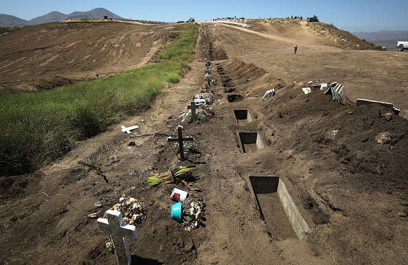 Baja California Peninsula「Tijuana Becomes Hot Zone Amid Coronavirus Pandemic In Mexico」:写真・画像(18)[壁紙.com]