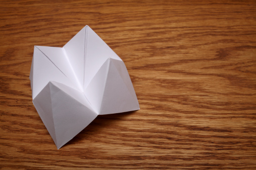 Origami「Paper fortune teller」:スマホ壁紙(16)