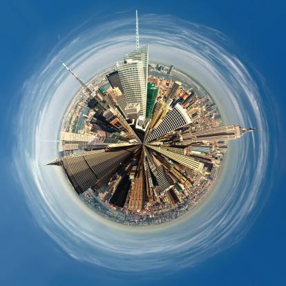 Continuity「Little Planet New York」:スマホ壁紙(5)