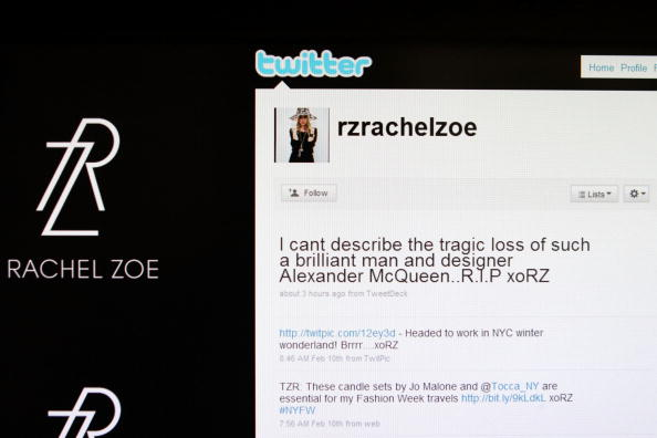 Rachel flat「Fashion Designer Alexander McQueen Found Dead In His London Home」:写真・画像(5)[壁紙.com]