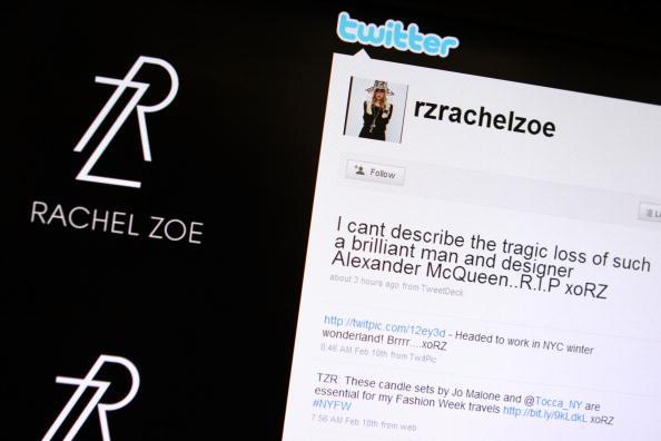 Rachel flat「Fashion Designer Alexander McQueen Found Dead In His London Home」:写真・画像(4)[壁紙.com]