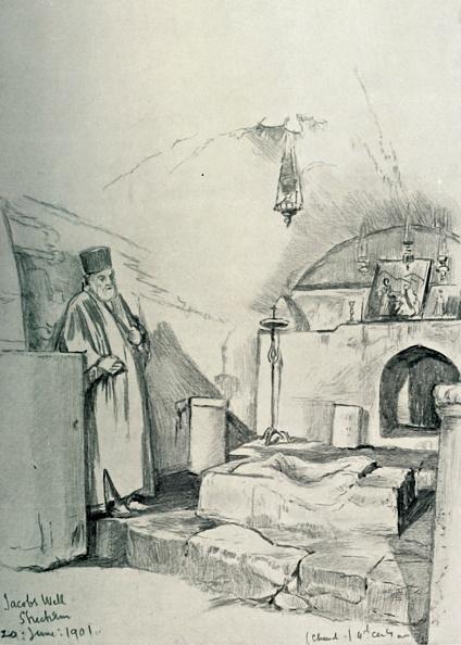 West Bank「Jacobs Well At Shechem (Nablus) 1」:写真・画像(16)[壁紙.com]