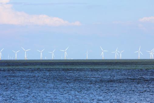 Wind Power「Rhyl Flats Offshore Wind Farm.Llandudno North Wale」:スマホ壁紙(9)