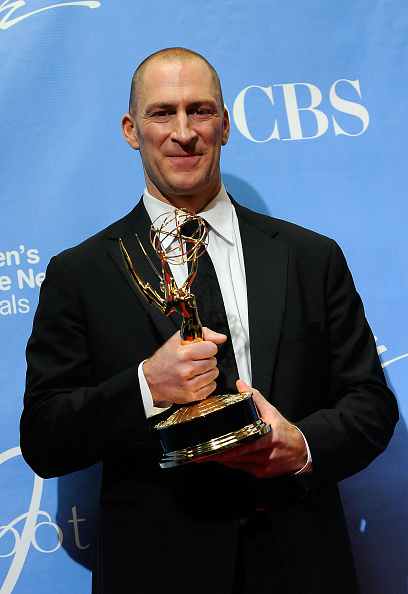David Becker「38th Annual Daytime Entertainment Emmy Awards - Press Room」:写真・画像(11)[壁紙.com]