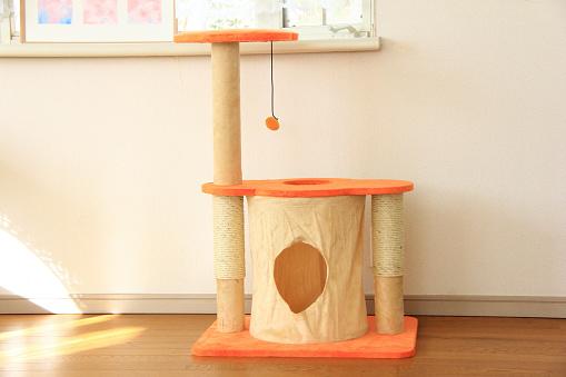 Scratching Post「Cat tower」:スマホ壁紙(4)