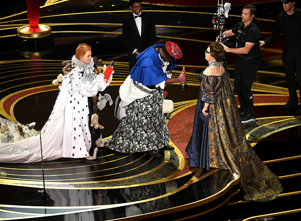 Awards Ceremony「91st Annual Academy Awards - Show」:写真・画像(2)[壁紙.com]