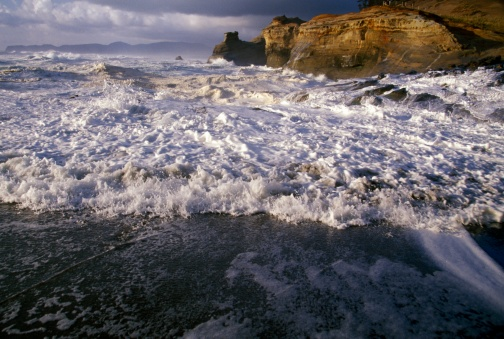 Battle「Oregon Coast」:スマホ壁紙(1)