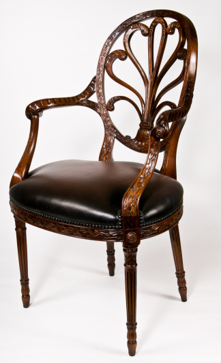 Armchair「Hand Crafted Old west chair」:スマホ壁紙(0)