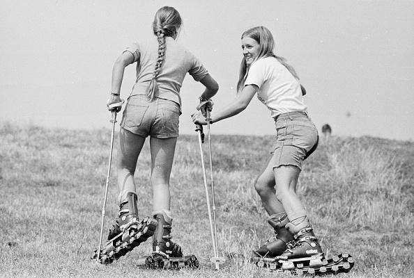 Grass「Grass Skiers」:写真・画像(12)[壁紙.com]