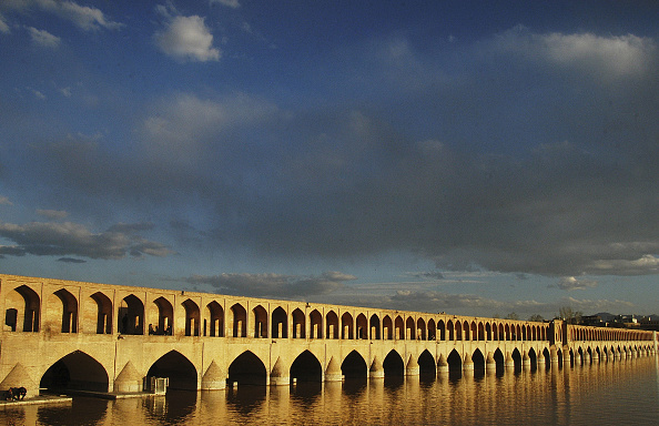 Bridge - Built Structure「OPEC Ministers Attend Conference In Iran」:写真・画像(14)[壁紙.com]