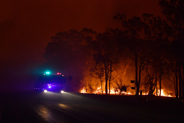Environmental Damage「NSW Firefighters On High Alert Ahead Of New Year's Eve Fireworks Display」:写真・画像(15)[壁紙.com]