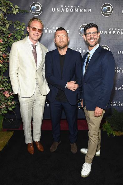 USA「Discovery's 'Manhunt: Unabomber' World Premiere」:写真・画像(17)[壁紙.com]