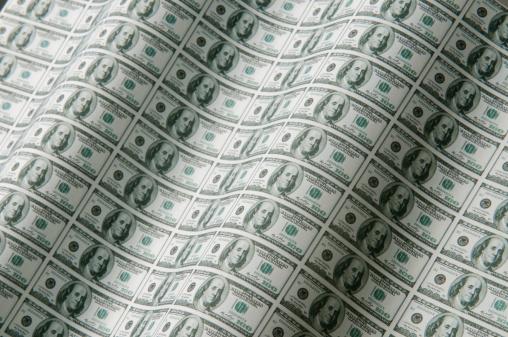American One Hundred Dollar Bill「Making Money」:スマホ壁紙(15)