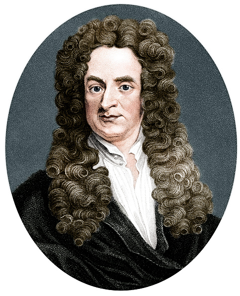 17th Century「Isaac Newton, English Mathematician, Astronomer And Physicist, (1818)」:写真・画像(6)[壁紙.com]