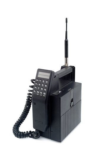 1980-1989「Old Mobile Phone」:スマホ壁紙(4)
