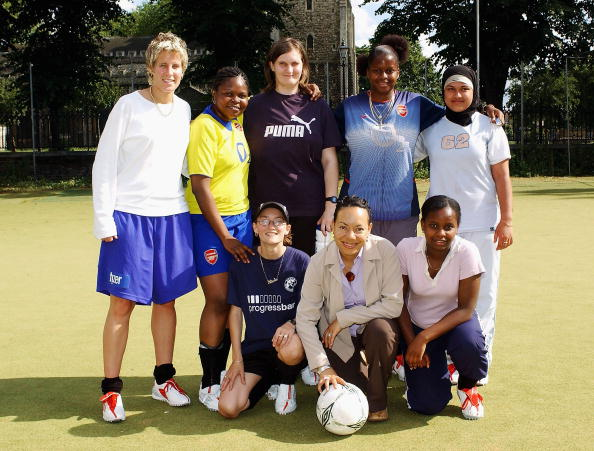 Women's Soccer「Oona King & Hope Powell Photocall」:写真・画像(10)[壁紙.com]