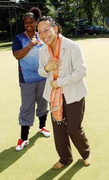 Women's Soccer「Oona King & Hope Powell Photocall」:写真・画像(4)[壁紙.com]