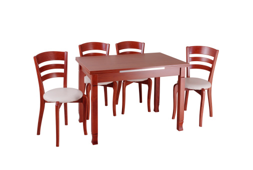 Postmodern「Dining Table And Chairs (Click for more)」:スマホ壁紙(5)