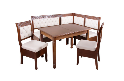Postmodern「Dining Table And Chairs (Click for more)」:スマホ壁紙(14)