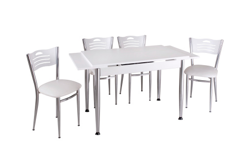 Postmodern「Dining Table And Chairs (Click for more)」:スマホ壁紙(0)