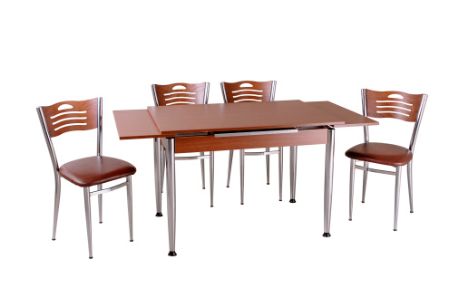 Postmodern「Dining Table And Chairs (Click for more)」:スマホ壁紙(6)