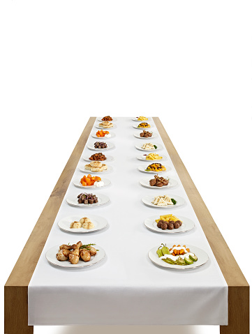 Convenience Food「Dining table」:スマホ壁紙(5)