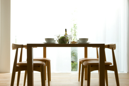 Salad「Dining table」:スマホ壁紙(12)