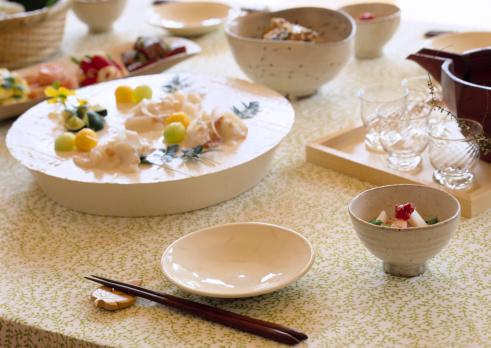 和食「Dining Table」:スマホ壁紙(0)