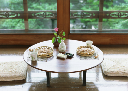 Zabuton「Dining Table」:スマホ壁紙(16)