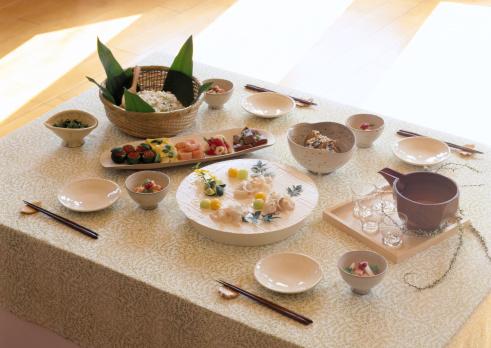 Sake「Dining Table」:スマホ壁紙(11)