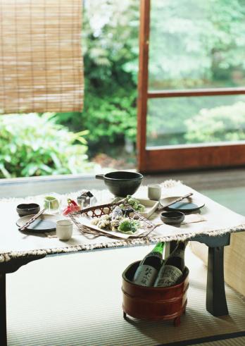 清酒「Dining Table」:スマホ壁紙(13)